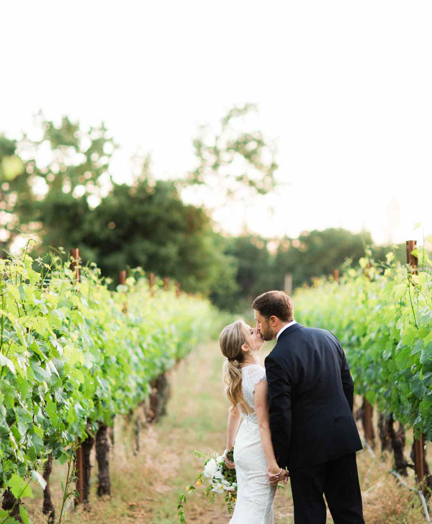 Meadows Estate Winery Wedding Events